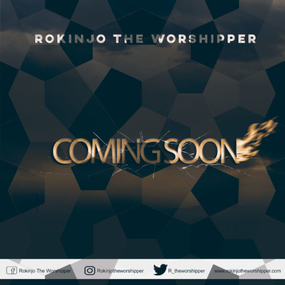 Rokinjo The Worshipper Coming soon 2